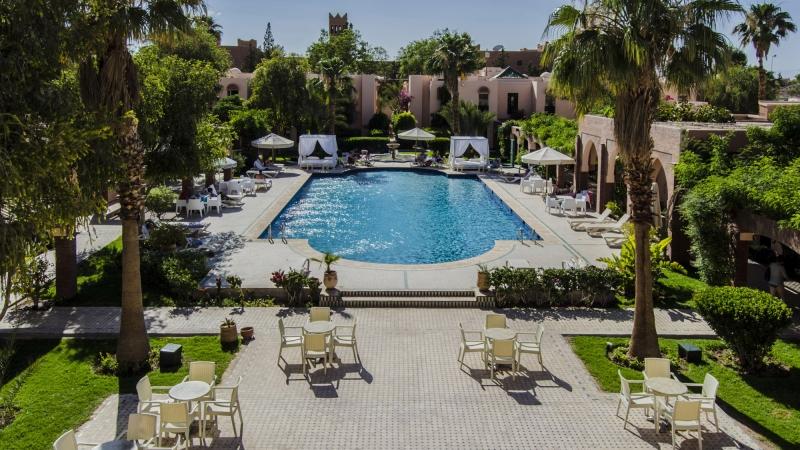 Hotel Karam Palace Ouarzazate