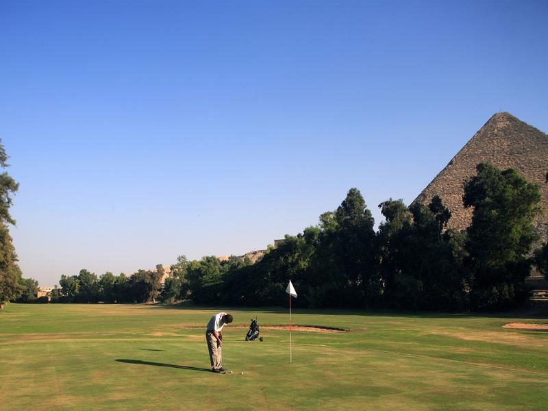 Cairo Golfing