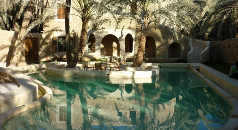 Ghaliet Ecolodge & Spa Siwa