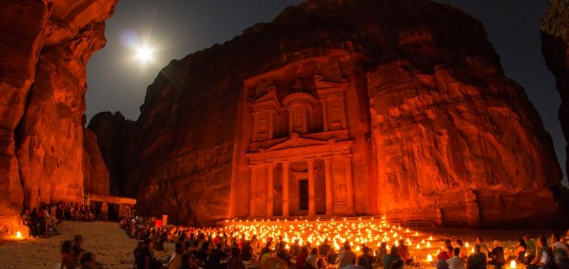 O Tesouro - Petra, Jordânia
