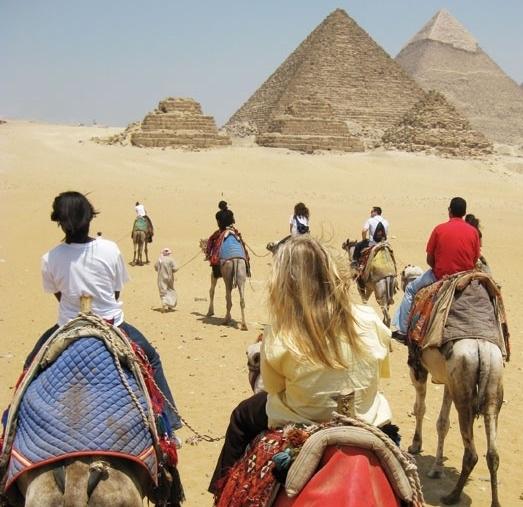 Pirâmides, Egito