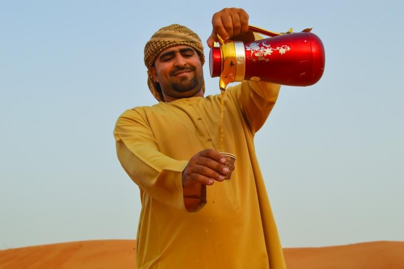 Safari Mattutino a Dubai