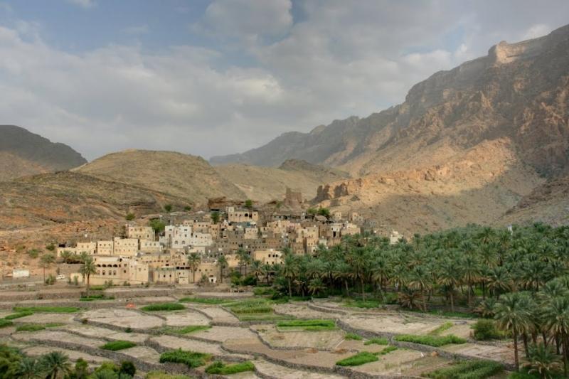 Amazing Wadi Bani Awf