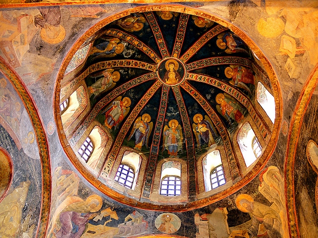 Chora Museum in Turkey