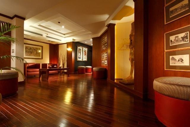 Nile Cruise Lounge, Egypt