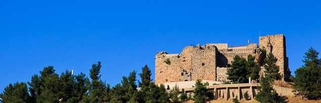 Ajlun, Jordania