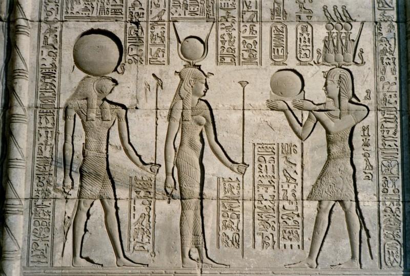 Temple de Denderah