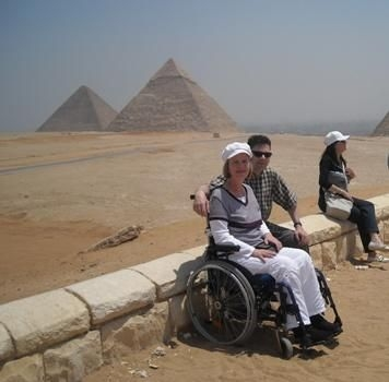 Barrierefrei von Sokhna nach Kairo