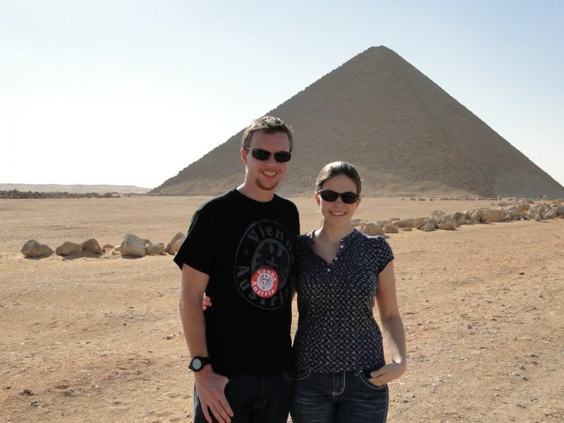 Dahshur Red Pyramid