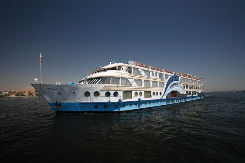 MS Amarco I Nile cruise (車いす対応クルーズ)