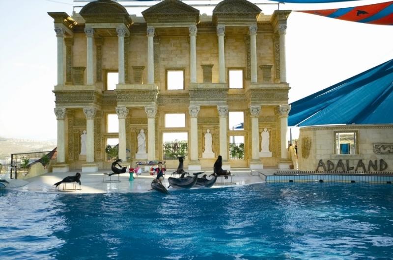 Dolphin Show in Adaland Sea Park