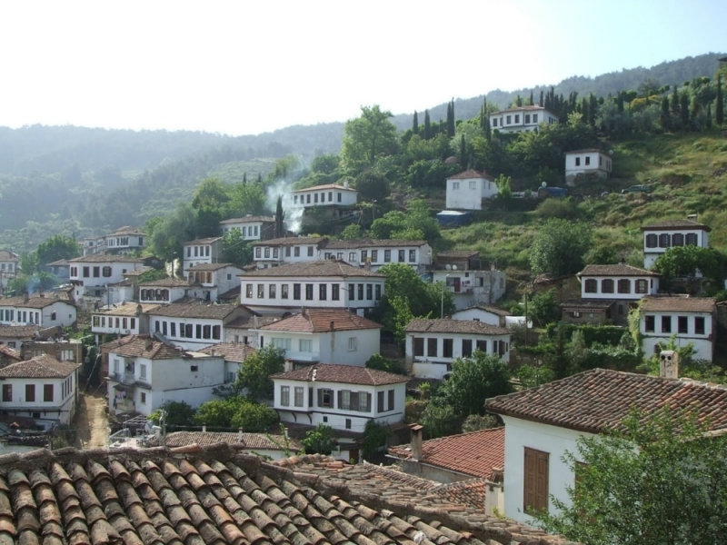 Sirince Village, Turkey