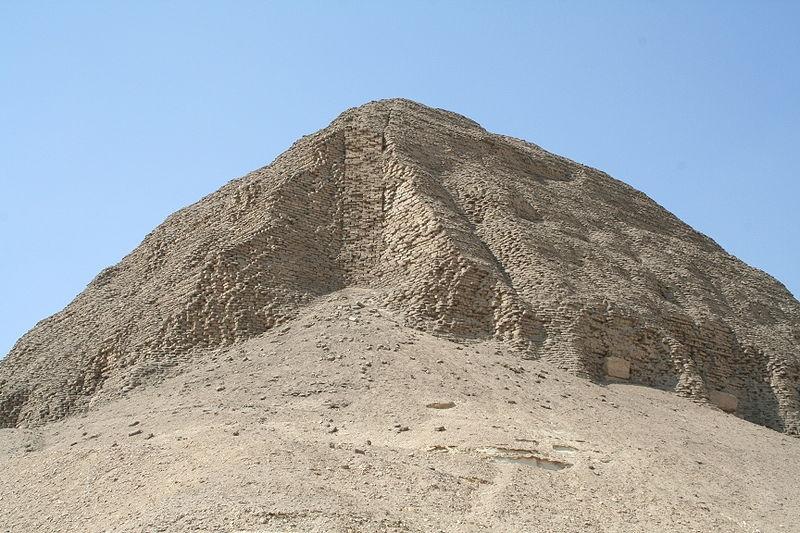 Pyramid of lahun | Egypt Pyramids