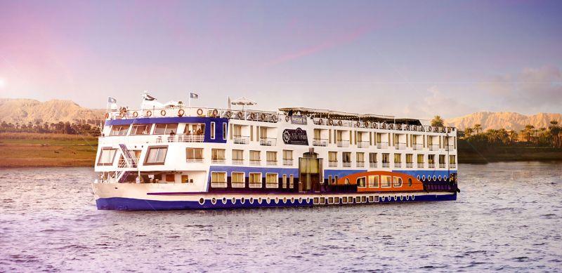 Vision Nilkreuzfahrtschiffe: Große Nilkreuzfahrt von Kairo nach Assuan