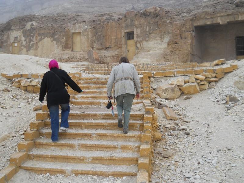 Beni Hassan Tombs at El Minya