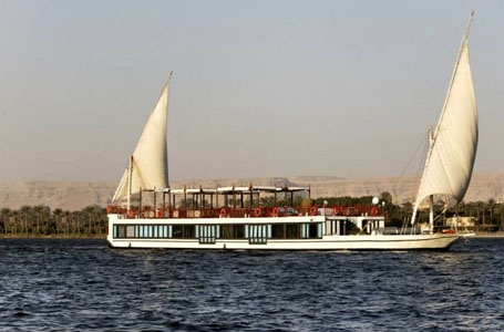 S/B Movenpick Feddya Dahabiya Nile Cruise