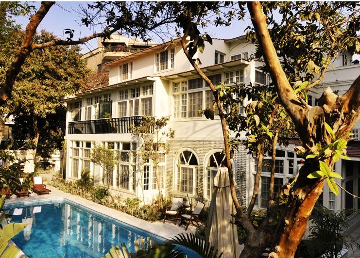 Villa belle epoque hotel maadi cairo for Epoque hotel