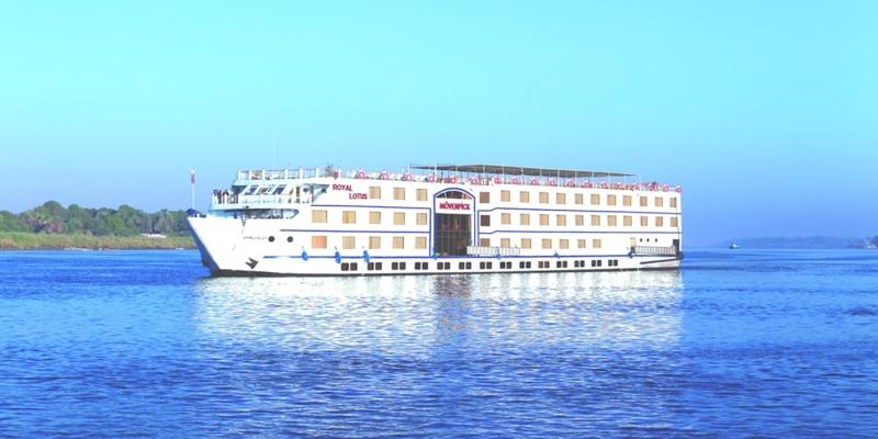 Crucero Río Nilo (Movenpick Royal Lotus)
