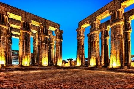 Circuit en Égypte en 8 jours (en train couchette)