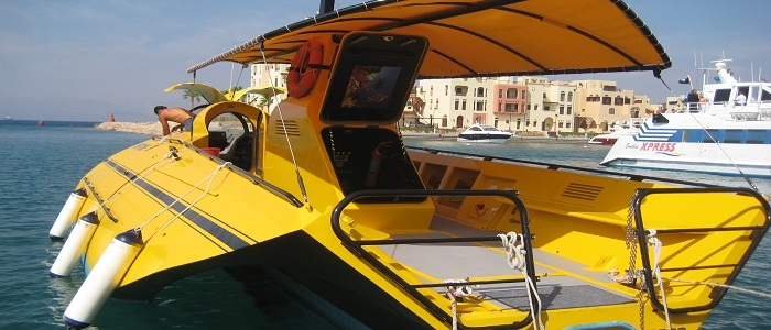 Neptune Submarine Tour in Aqaba