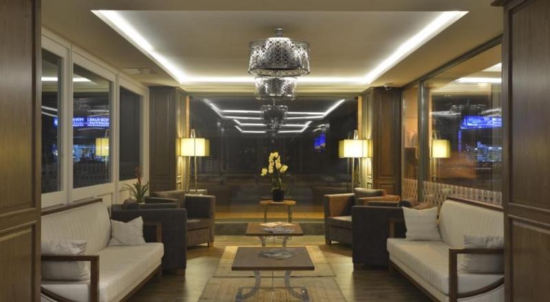 Nidya Galata Port Hotel
