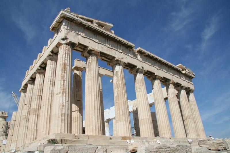 Parthenon - Atenas - Grécia