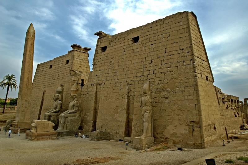 卢克索神庙,上埃及