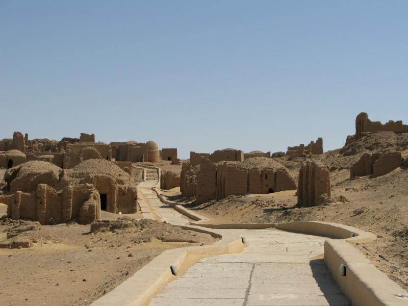 Kharga Oasis Egypt