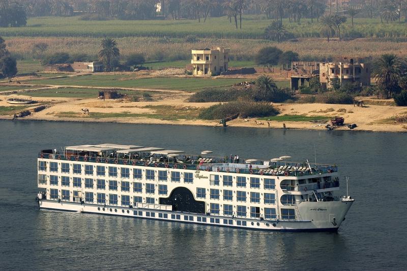 Cairo Luxor Cruise