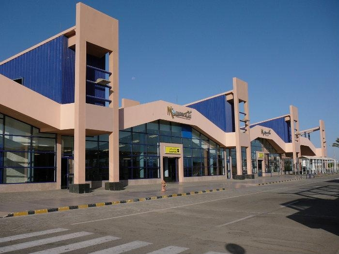 Marsa Alam Internatinal Airport