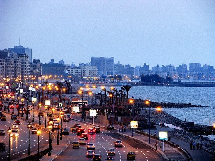Sobre Alexandria