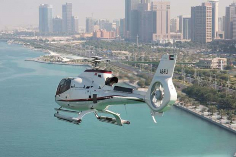 Helicopter Sightseeing Tour Abu Dhabi About Abu Dhabi