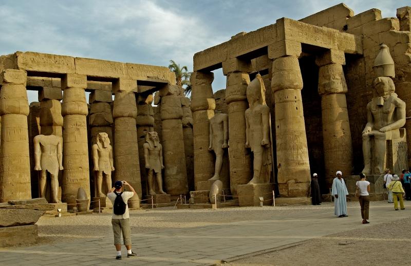 temple of amun re at karnak