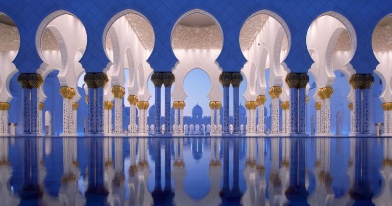 Тур в Абу даби и Дворец-Отель (Emirate Palace)