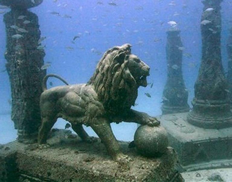 Underwater Museum - Alexandria