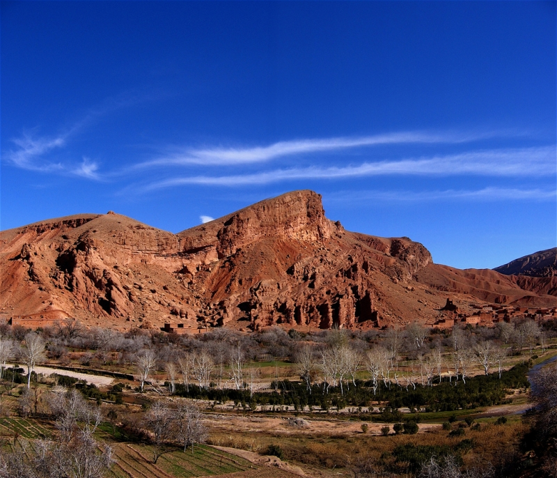Formation Rocks of Asni Ouirgane