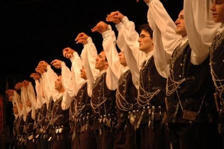 Danses folkloriques en Turquie