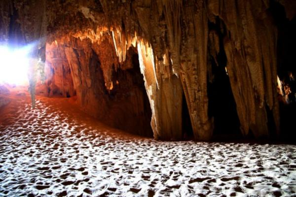Gara Cave Desert Tour Desert Roses And Djara Cave