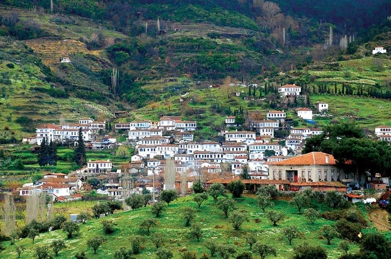 Sirince Village Panoramic View