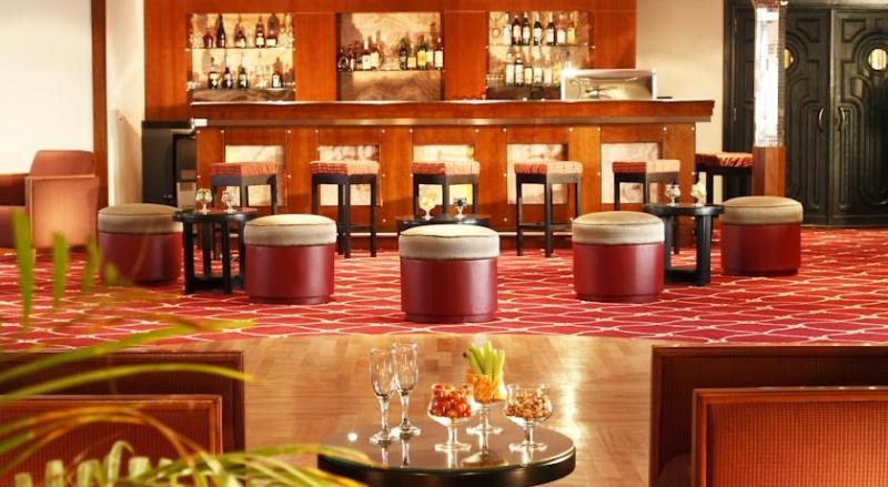 Nile Cruise Bar Lounge