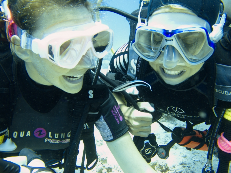 Scuba Diving for Beginners in Sharm