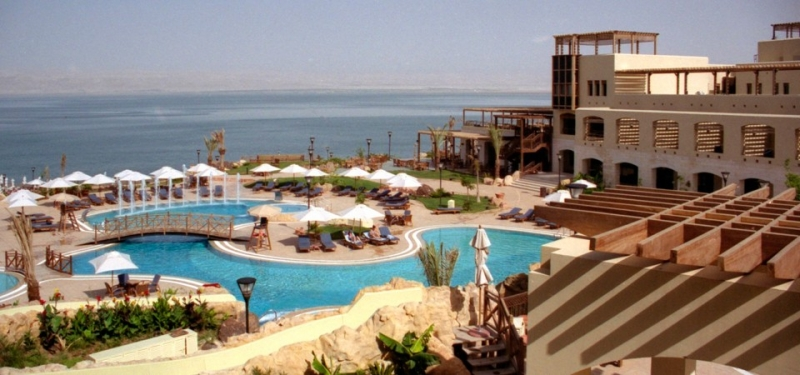 Marriott Dead Sea Resort & Spa
