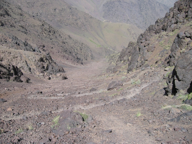 Asni Ouirgane Valley Sahara