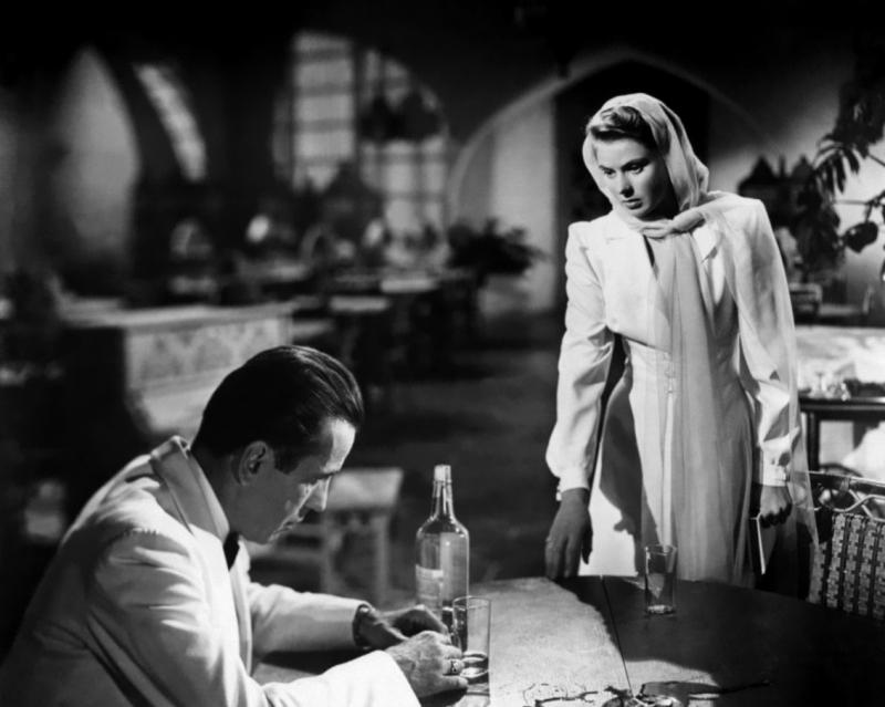Casablanca - O Filme - Rick`s Café