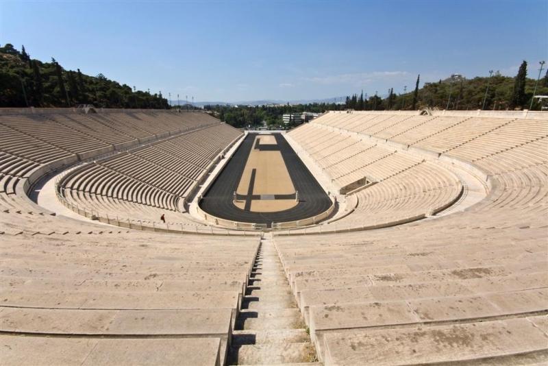 Estadio Panathinaikó, Atenas