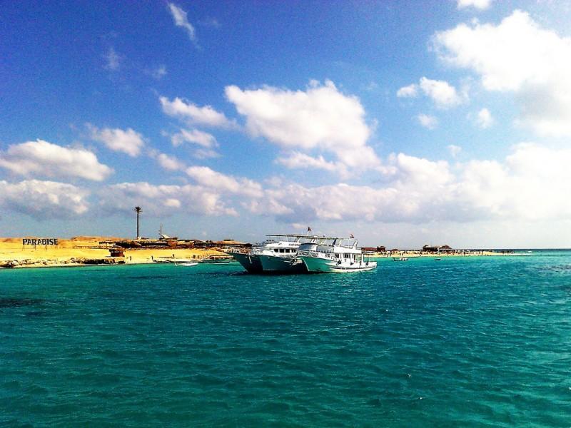 Isola Giftun, Hurghada
