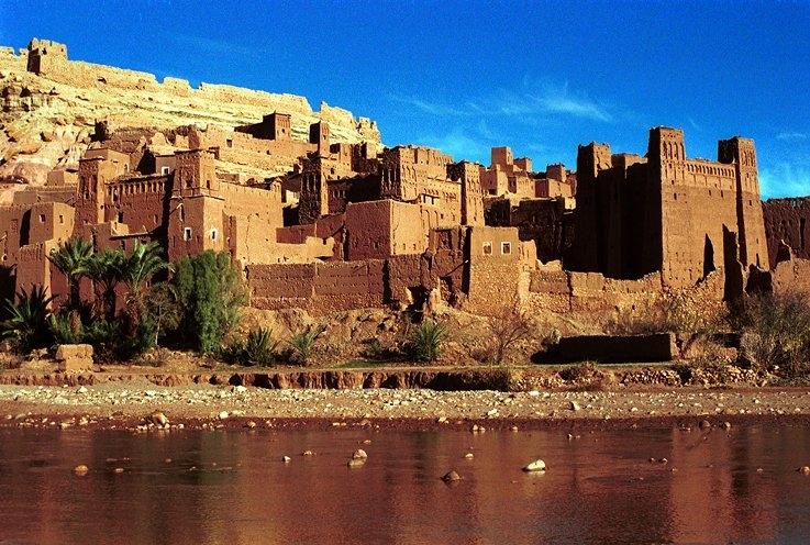 El Desierto de Ouarzazate.