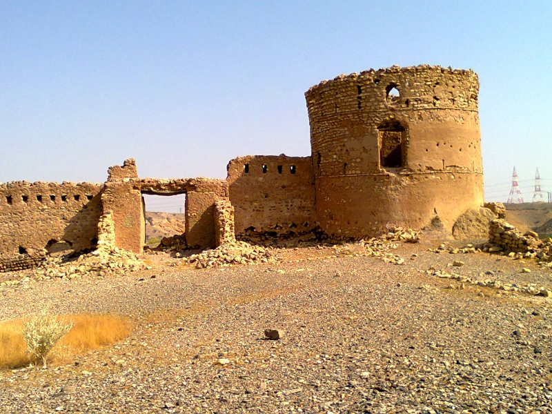 Wadi Arrawda Oman