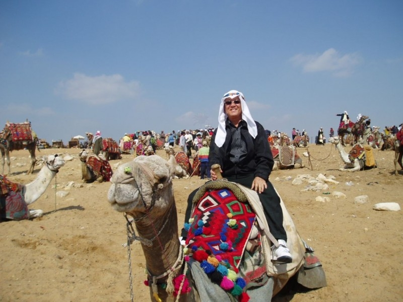 Camel Riding in Hurghada