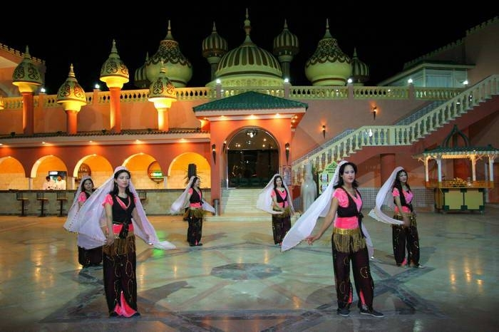 Alf Leila Wa Leila Show in Hurghada